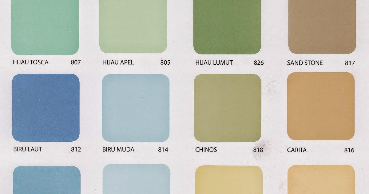 warna cat yang bagus untuk rumah minimalis modern