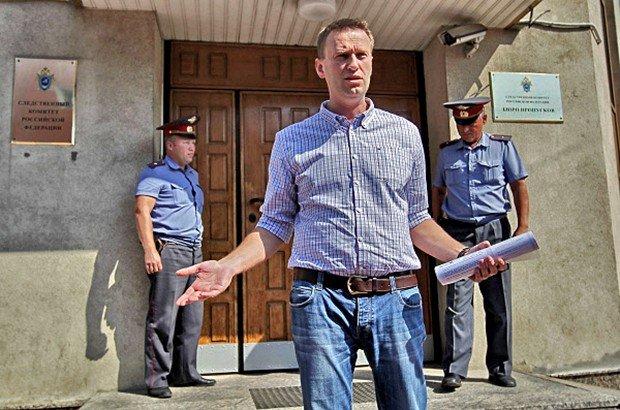 фото Алексей Навальный