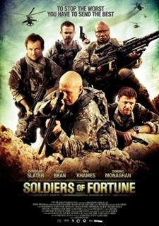 Soldados da Fortuna - Torrent Download BDRip (Soldiers of Fortune) (2013) Dual Áudio