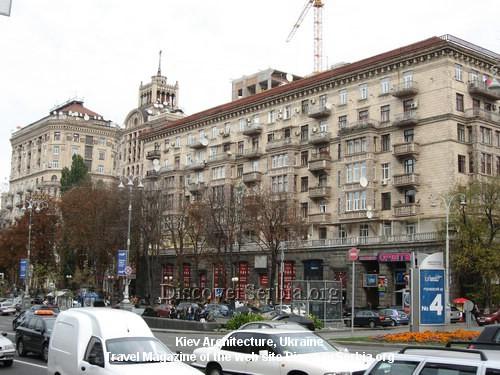 Arhitektura Kijeva