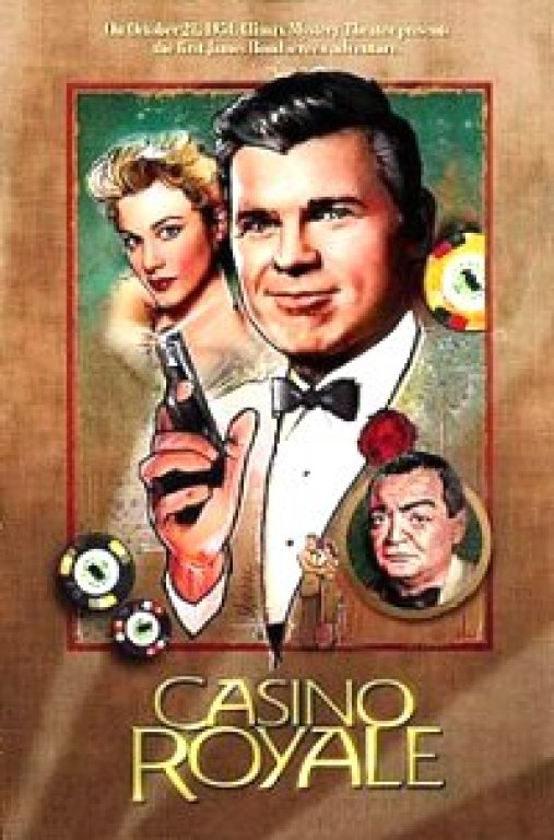casino royale (1954)