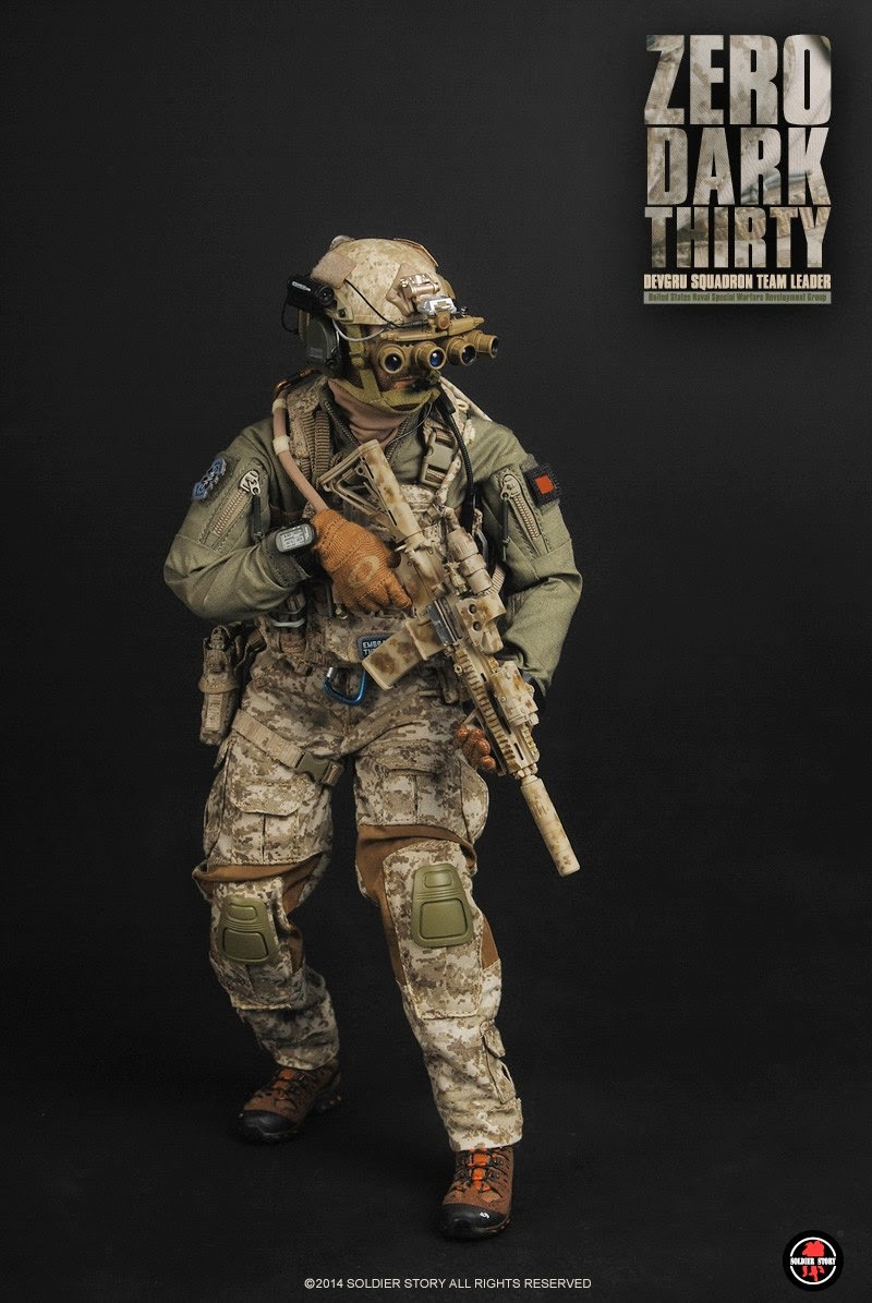 onesixthscalepictures soldier story zero dark thrity