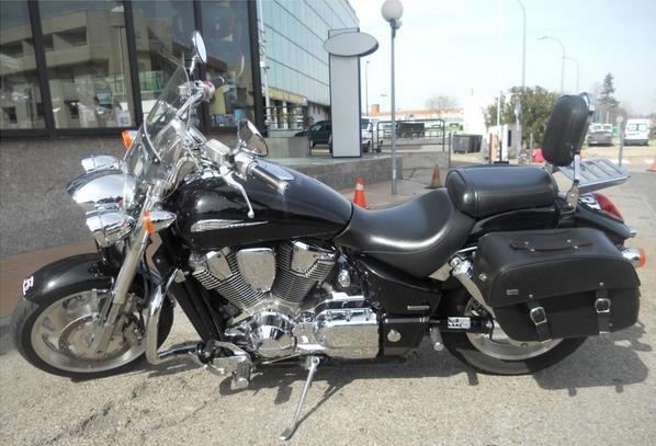 venta moto madrid: