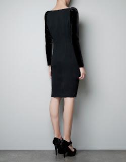 zara siyah elbise | zara siyah abiye