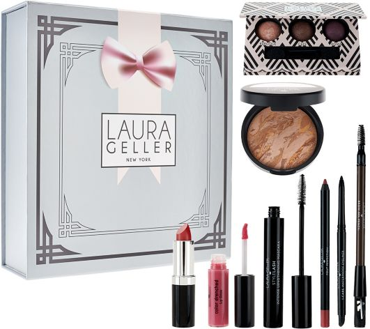 laura geller roman holiday collection