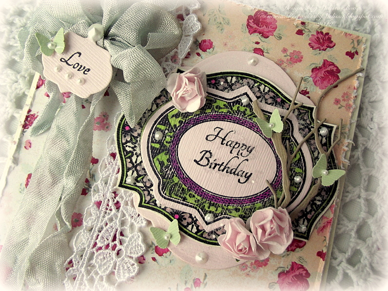 Creating from the Heart: ♥ A Shabby Birthday