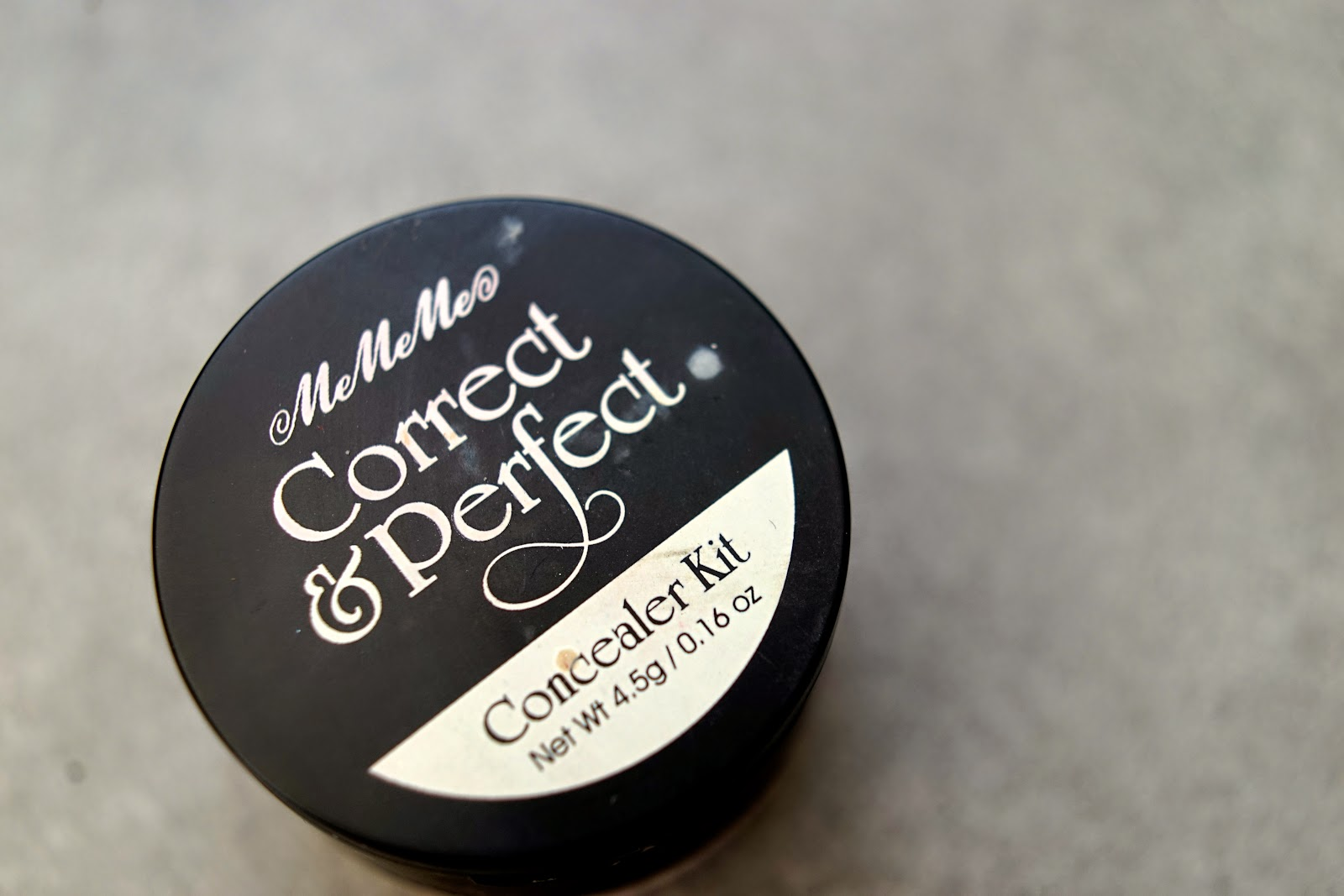 mememe correct and protect concealer kit