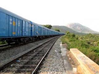 rail diaries