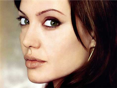 HERE WE ARE!: An interview to Angelina Jolie.  Angelina Jolie