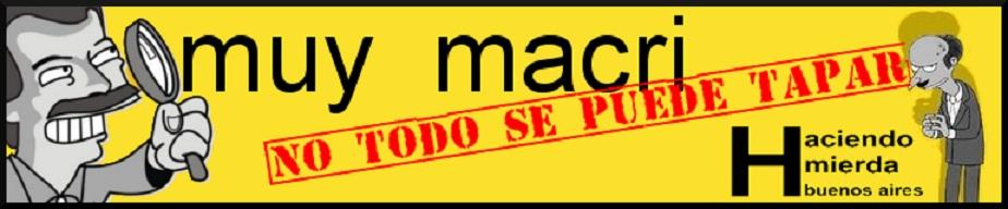 Muy Macri