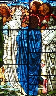 The Ascension by Edward Burne-Jones