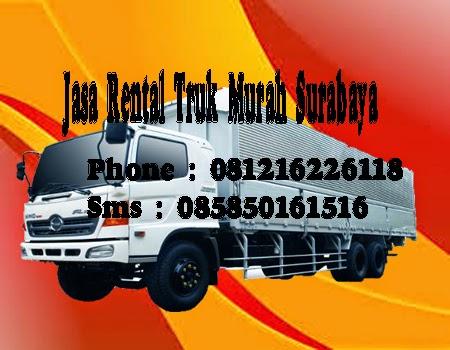 Jasa Rental Truk Pindahan Surabaya-Kuningan