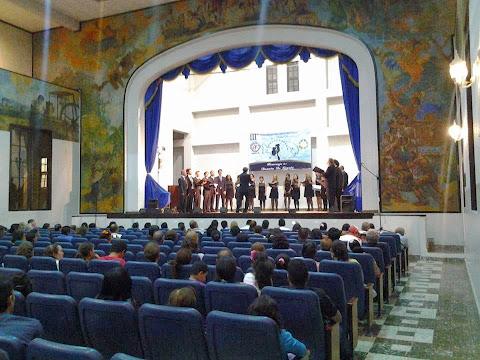 Concierto de Clausura Festival Internacional de Coros Santiago-Panamá 2013