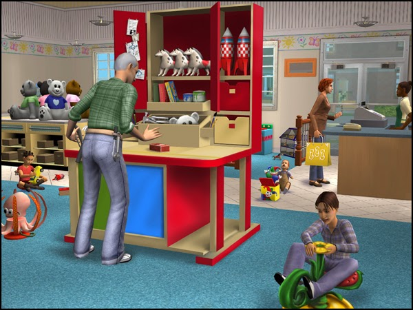 The Sims 2 Best of Business Collection Free Download for PC