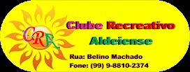 CLUBE RECREATIVO ALDEIENSE!