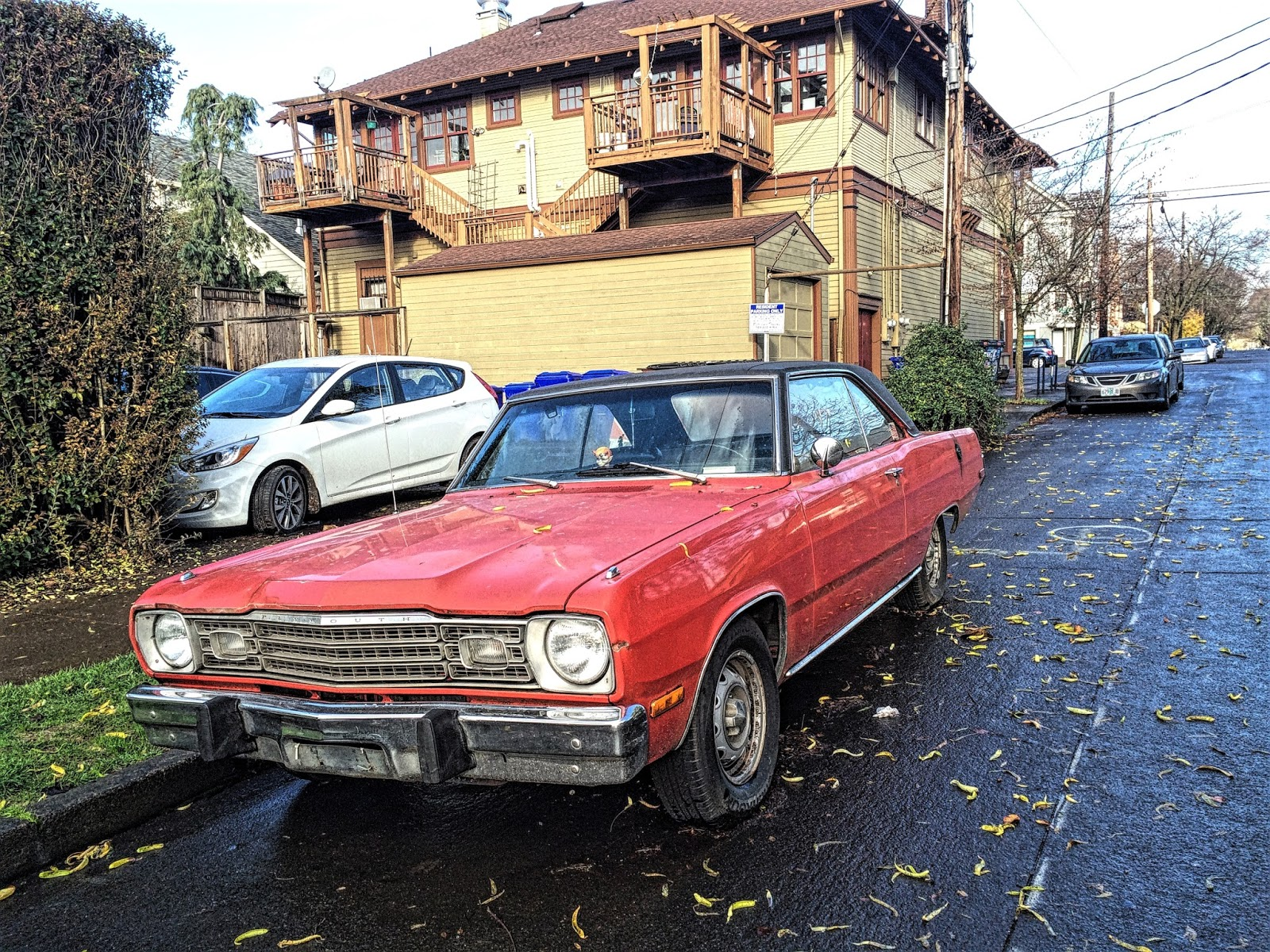 seattle 39 s classics 1973 plymouth valiant scamp. Black Bedroom Furniture Sets. Home Design Ideas