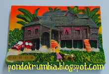 PRODUCTS AVAILABLE ON PONDOK RUMBIA