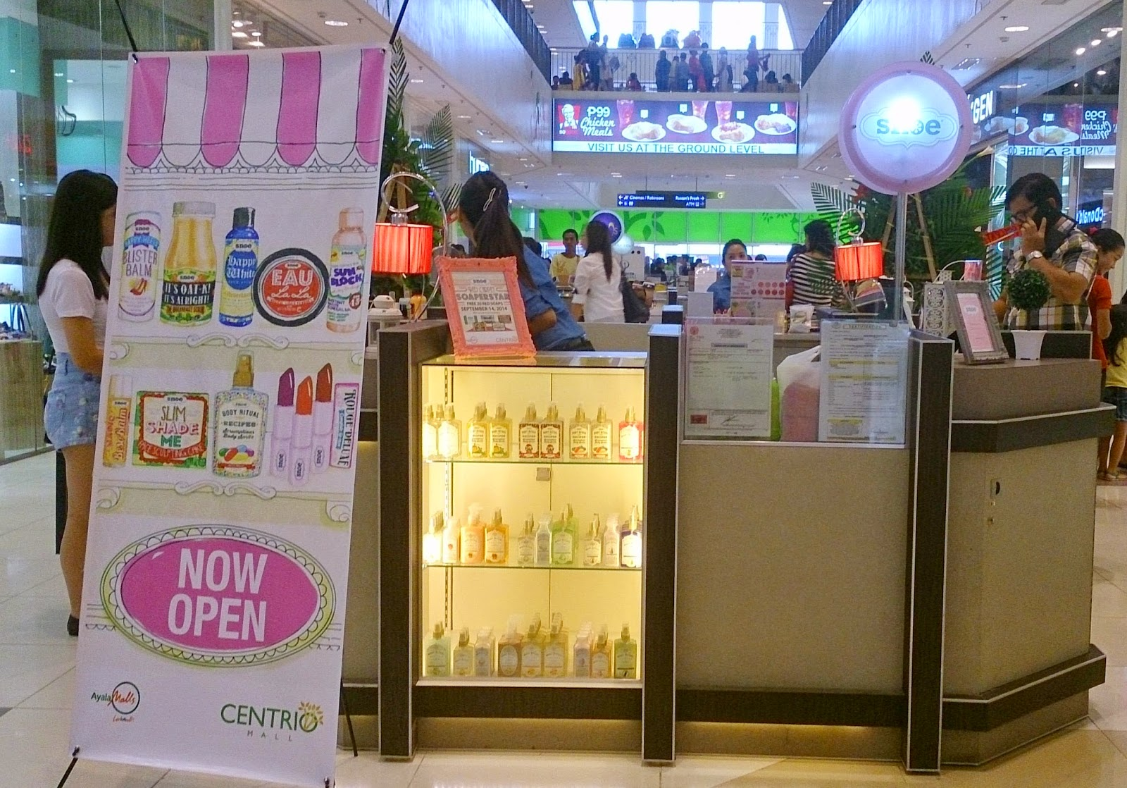 Snoe BeautyCentrio Mall