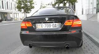BMW 335i Performance Exhaust Sound