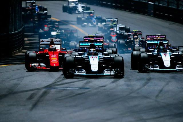 Lista de salários de pilotos da Fórmula 1
