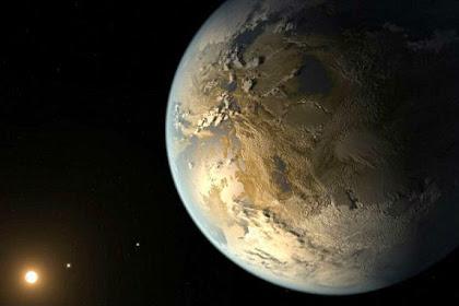 NASA Temukan Planet Mirip dengan Bumi