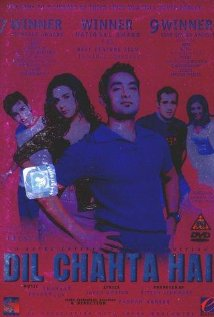 Dil Chahta hai release poster