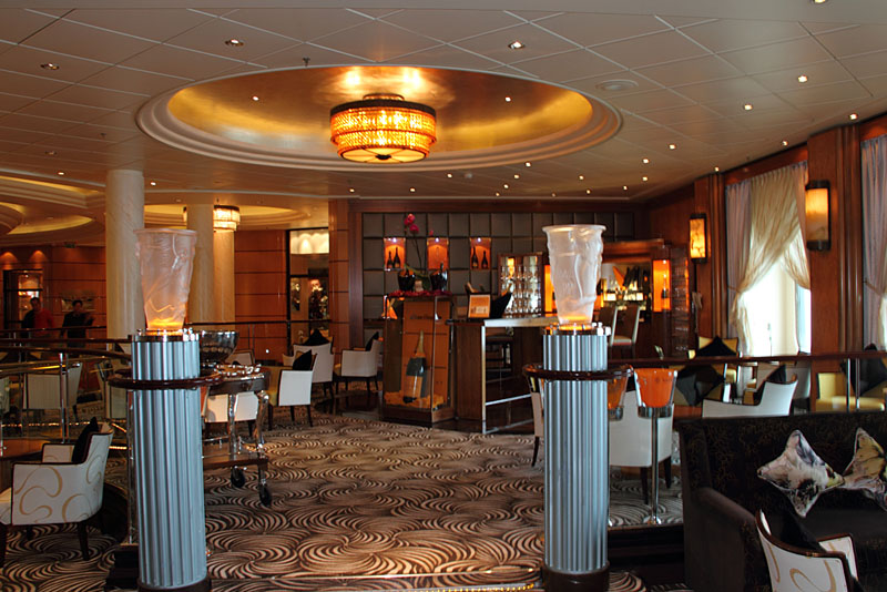 ship photo queen mary 2 interior photos