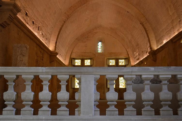 Cloître Saint Trophime - Bâtiments conventuels - Arles