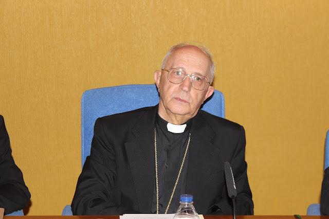 Cardenal Fernando Filoni