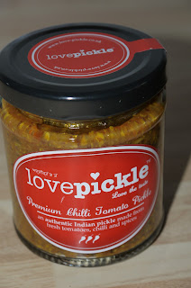 Indian chutney, pickle, hot, heat