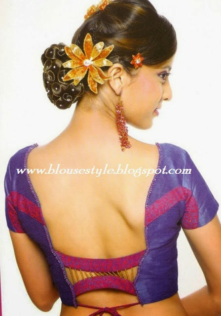 different type back neck designs