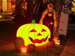 Decoração de Halloween (dicas das bruxas) - vídeo e fotos