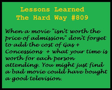 the hard lesson essay