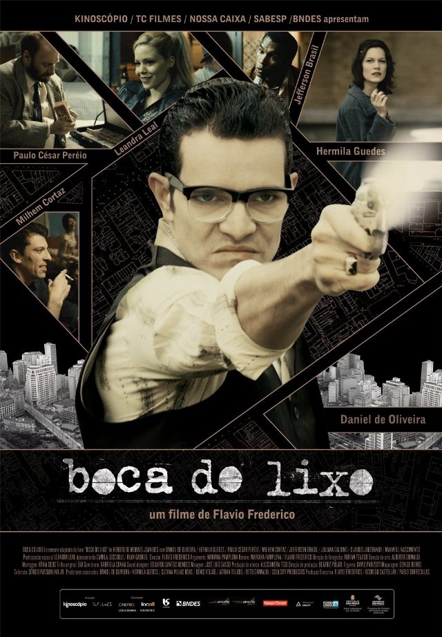 Boca do Lixo movie