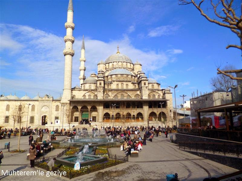 new mosque central