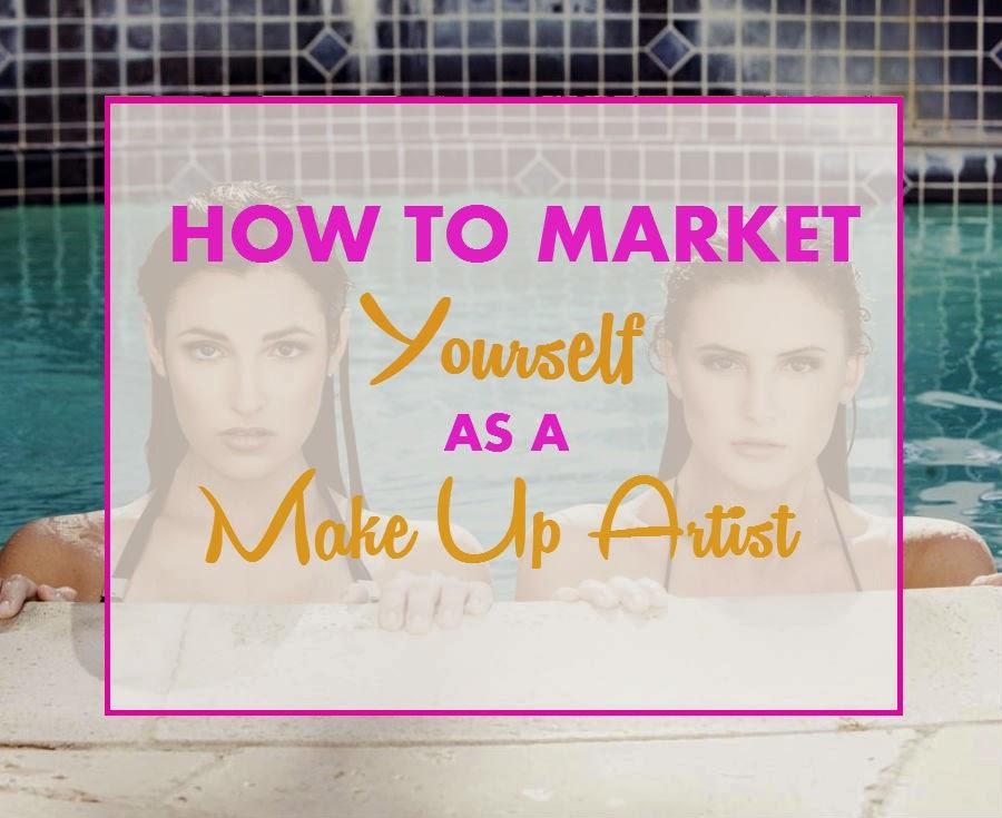 Becoming a Makeup Artist: Makeup Artist Marketing Tools
