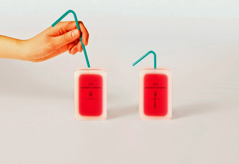Packagings biodegradables de Tomorrow Machine
