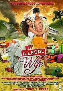 My Illegal Wife 2014 (Zanjoe Marudo & Pokwang)