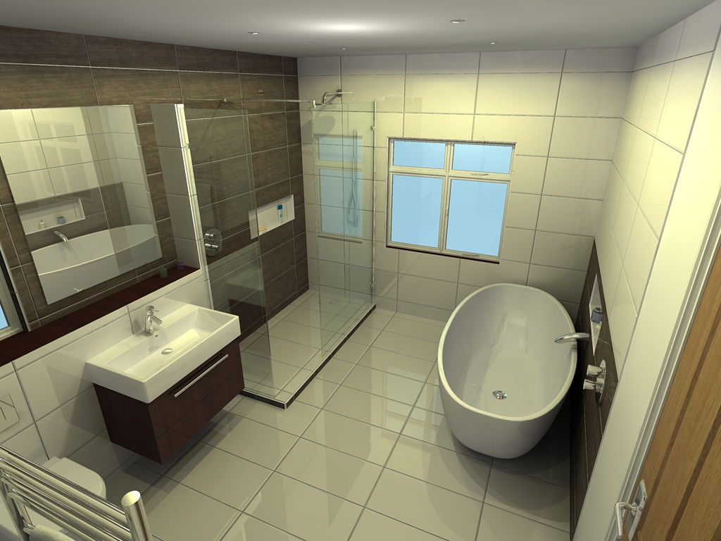 Balinea bathroom design blog for Wet floor bathroom designs