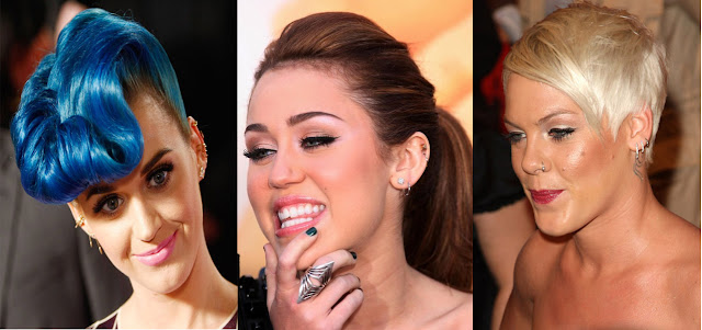 celebrities-with-multiple-earrings