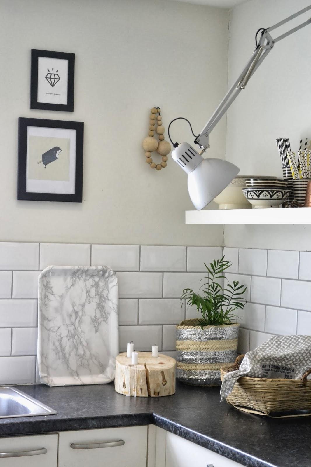 Blanco vintage mi casa n rdica ideal - Lampara ikea mimbre ...