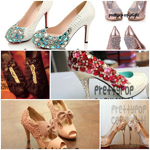 Custom made wedding/event shoes