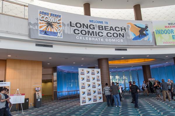 Long Beach Comic Con 2012