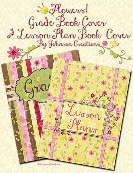 Book Cover Design Lesson Plan : Johnson creations new grade book lesson plan covers