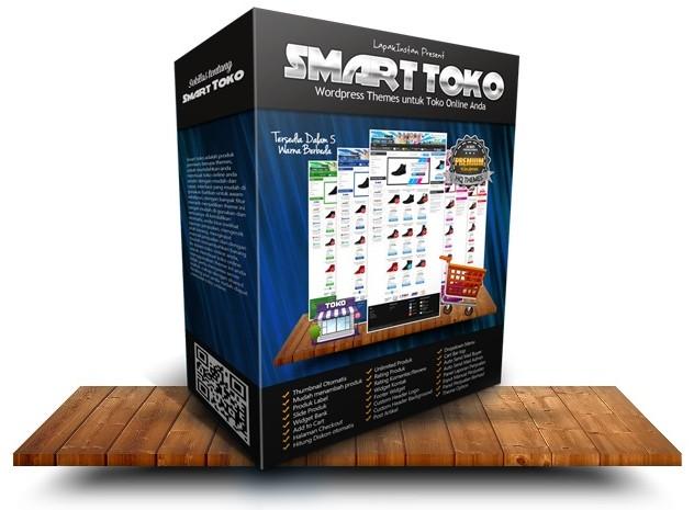 Themes wordpress untuk bisnis toko online