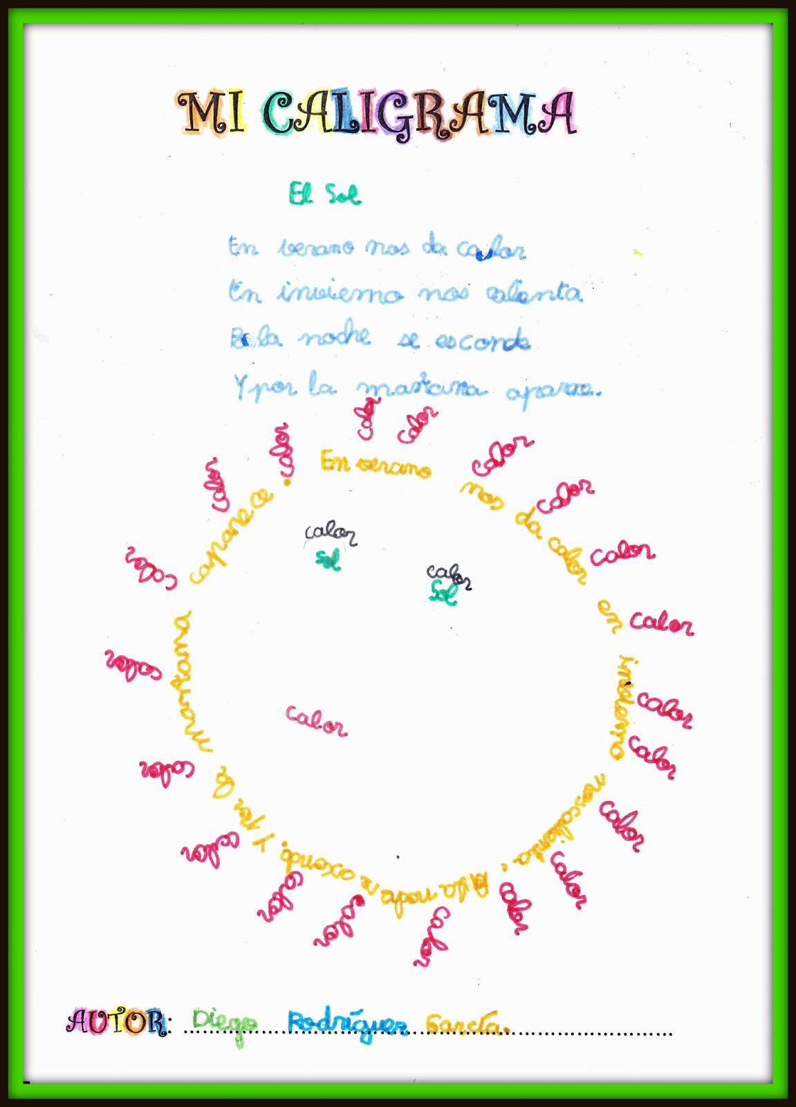 Poemas Cortos En Ingles Para Ninos