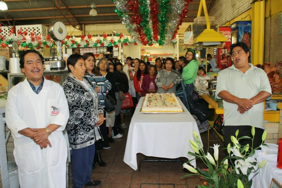 "50 ANIVERSARIO DEL MERCADO ""SAN PEDRO ZACATENCO"""