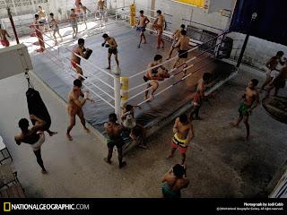 Thailand - Thai Boxing (Muay Thai) – Patong Beach – Rawai