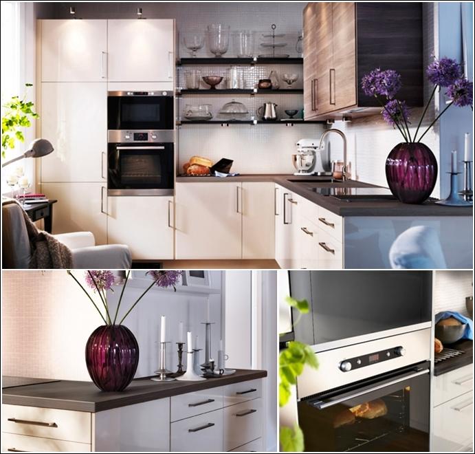 Solutions pour les petites cuisines par ikea d cor de - Ikea cuisine complete ...