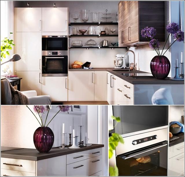 solutions pour les petites cuisines par ikea d cor de